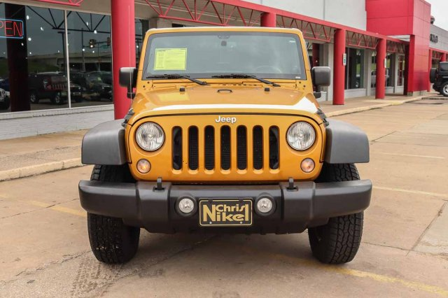 Pre-Owned 2014 Jeep Wrangler Rubicon