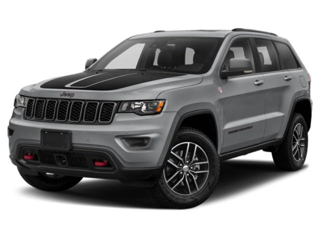 Pre-Owned 2020 Jeep Grand Cherokee Trailhawk
