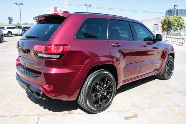 Pre-Owned 2018 Jeep Grand Cherokee Trackhawk