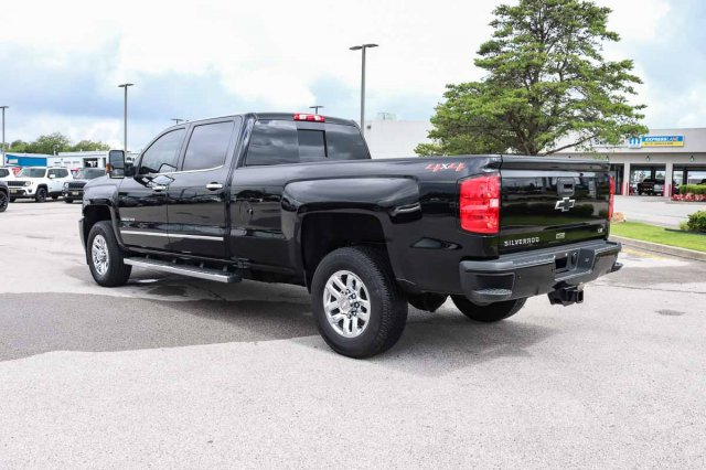Pre-Owned 2018 Chevrolet Silverado 3500HD LTZ