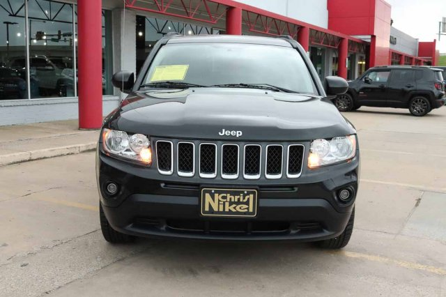 Pre-Owned 2011 Jeep Compass Latitude