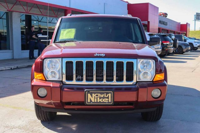Pre-Owned 2007 Jeep Commander Sport