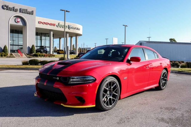 New 2019 DODGE Charger Scat Pack