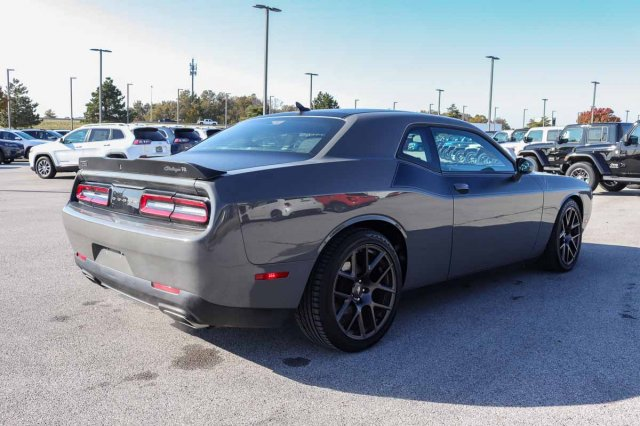 Pre-Owned 2017 Dodge Challenger T/A