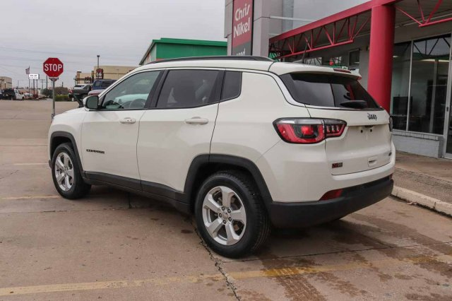 Pre-Owned 2018 Jeep Compass Latitude