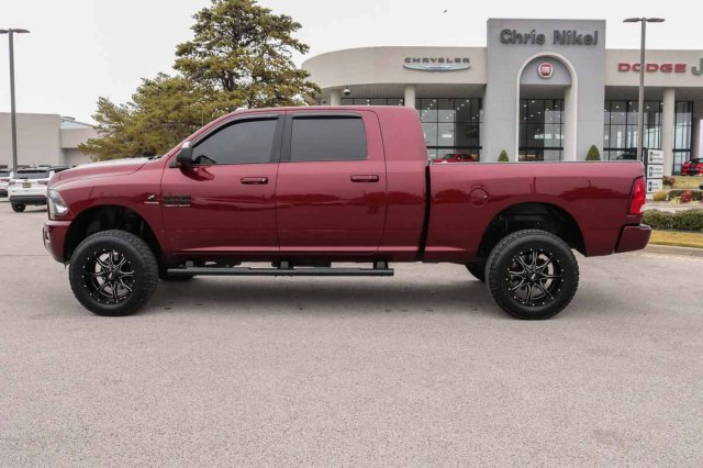 Pre-Owned 2017 Ram 3500 Big Horn