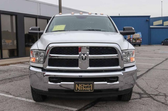 Pre-Owned 2017 Ram 3500 Chassis Cab SLT