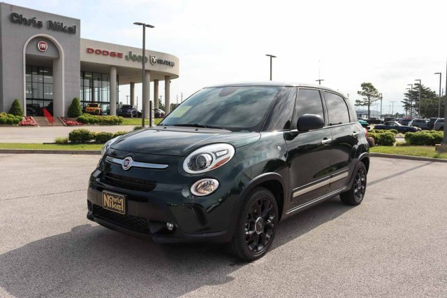 Pre-Owned 2017 FIAT 500L Trekking