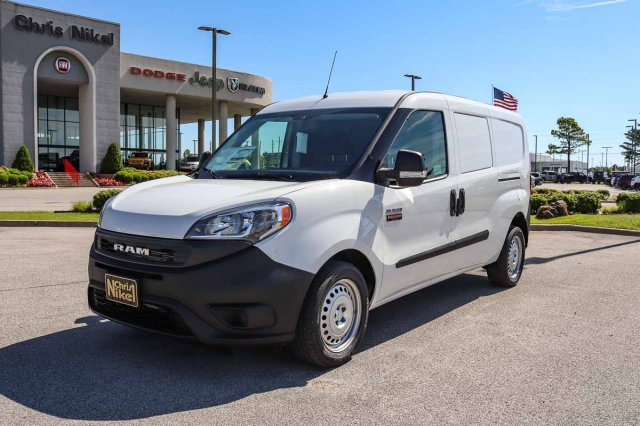Dodge Ram Promaster >> New 2019 Ram Promaster City Tradesman Cargo Van In Broken Arrow