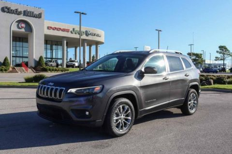 New 2020 JEEP Cherokee Latitude Plus