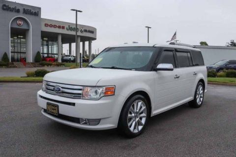 Pre-Owned 2011 Ford Flex Limited w/Ecoboost