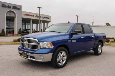 Pre-Owned 2016 Ram 1500 Big Horn