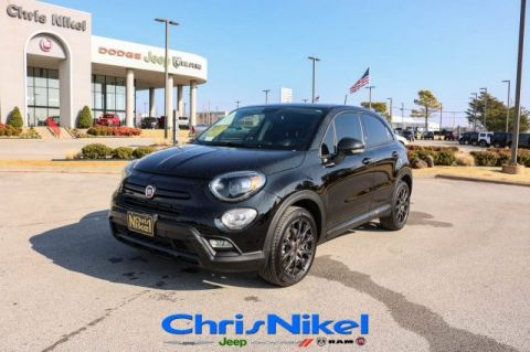 Pre-Owned 2017 FIAT 500X Urbana Edition